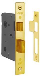 DELF ARCHITECTURAL MORTICE PRIVACY LOCK 3 INCH DL3751PB30