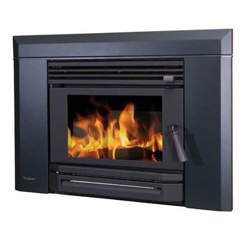 Masport LE7 Provincial Series 3 - Cast Iron Inbuilt Wood Fire