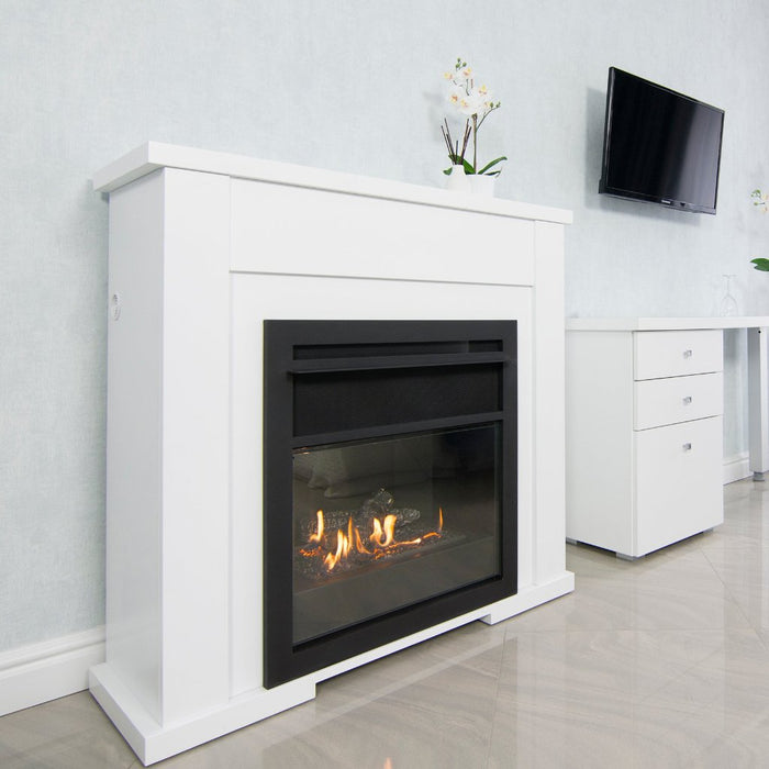 Lincoln Automatic Traditional Bio Fireplace