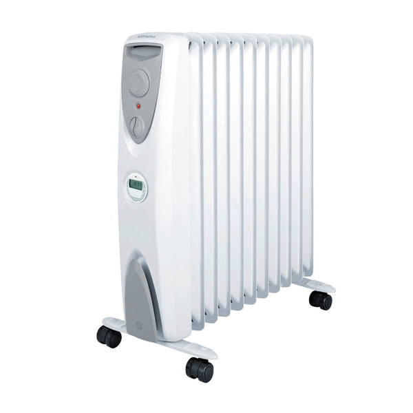 Dimplex 2.4kW Eco Column Heater with Turbo Fan - White or Black Finish