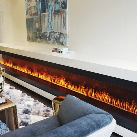 Real Flame Optimyst - Landscape Electric Fireplace