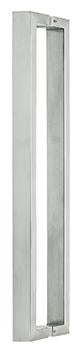 DELF ARCHITECTURAL SS  PULL HANDLE PAIR - 1000MM