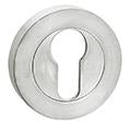 DELF ARCHITECTURAL PH CONC.FIX EURO ESCUTCHEON DPH999CP