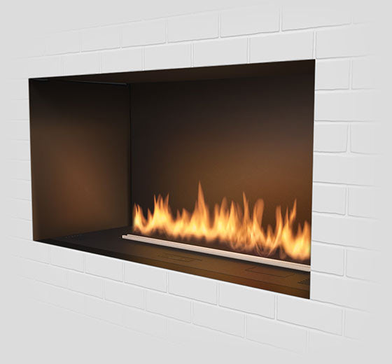 Prime Fire 1000 In Casing Automatic Bioethanol Fireplace
