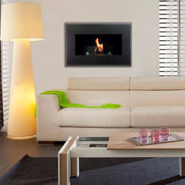 BioKamino Raffaello Wall Mounted Bio-Fireplace