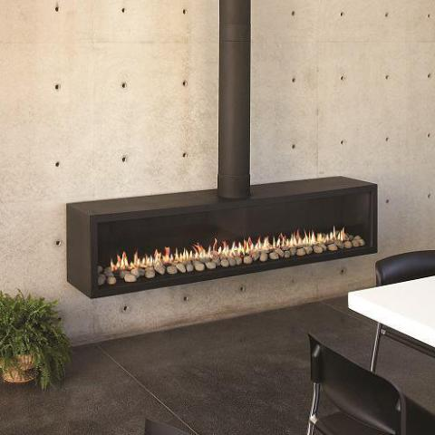 Ortal Stand Alone 150 Gas Fireplace