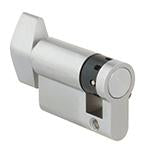 DELF ARCHITECTURAL EURO PROFILE CYLINDER - THUMB TURN ONLY - CP DSTCP
