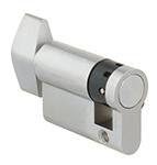DELF ARCHITECTURAL EURO PROFILE CYLINDER - THUMB TURN ONLY - SCP
