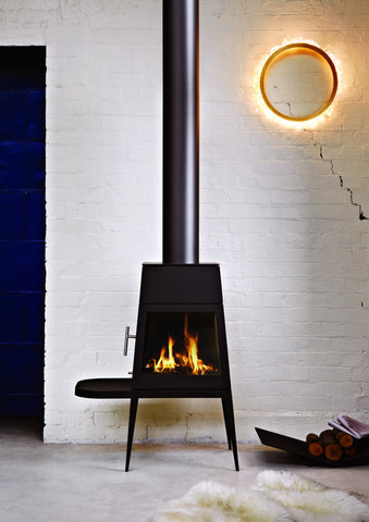Skantherm Shaker Wood Heater