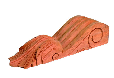 Tradco 'MAHOGANY CORBEL MEDIUM' T16/M 100mm x 320mm