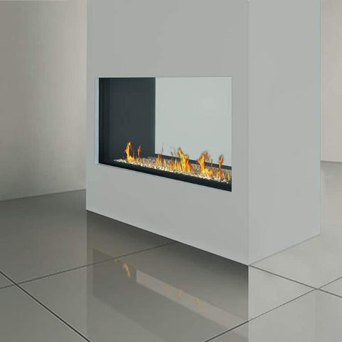 Ortal Tunnel Clear 130H Gas Fireplace