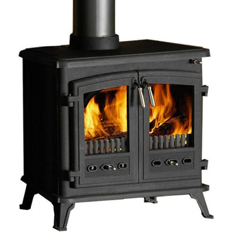 Masport WESTCOTT3000 - Freestanding Cast Iron Radiant Wood Heater