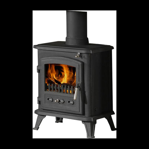 Masport WESTCOTT1000 - Freestanding Cast Iron radiant fire