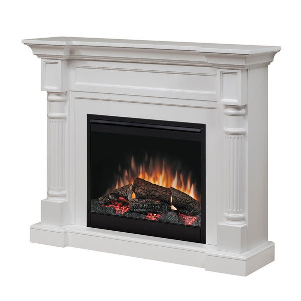 Dimplex 2kW Winston Electric Fireplace with Mantle