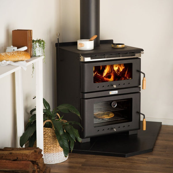 Kalora Kaf50 Wood Fire Oven Sale Now Best Price Fast