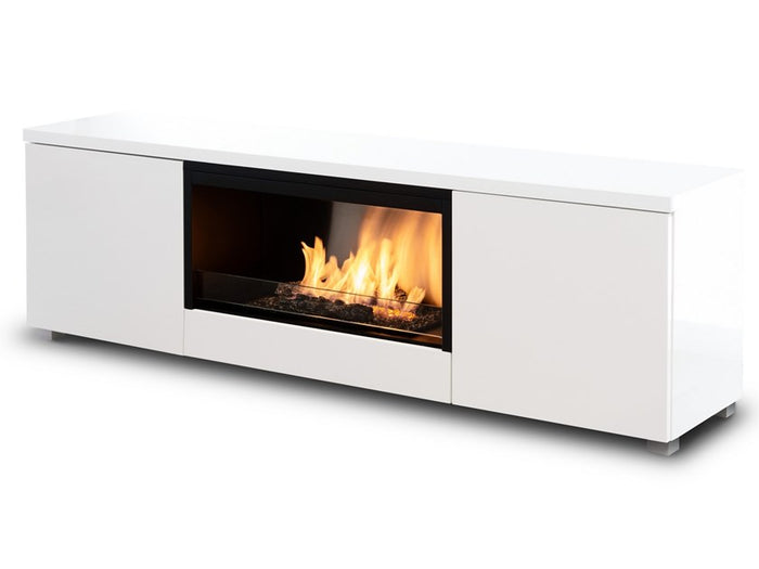 Planika Pure Flame with TV Box Smart Fireplace