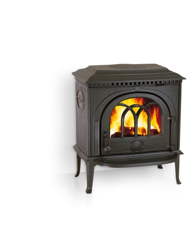JØTUL F8TD - Traditional cast iron wood stove