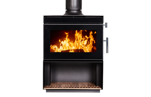 Kent Calisto Large Free Standing Wood Heater