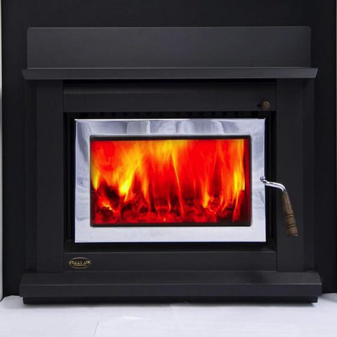 Clean Air Medium Insert Masonry or Zero Clearance Wood Heater
