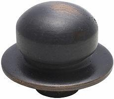 Tradco 'DIMMER KNOB' Antique Copper 5404
