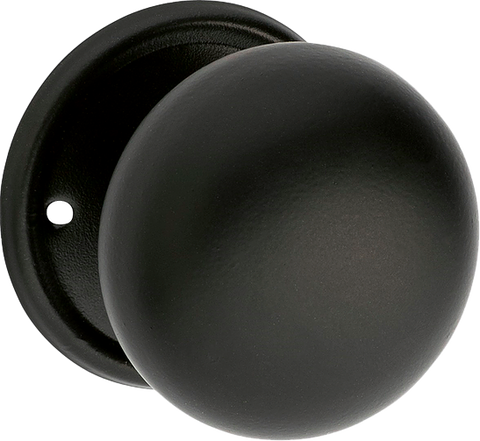 Tradco MORTICE KNOB SB MB 54mm 3654