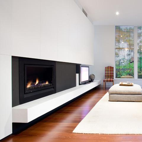 Heatmaster Enviro Gas Fireplace