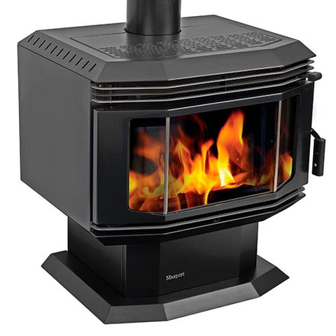 Masport FAIRHAVEN - Cast-iron Freestanding Wood Heater