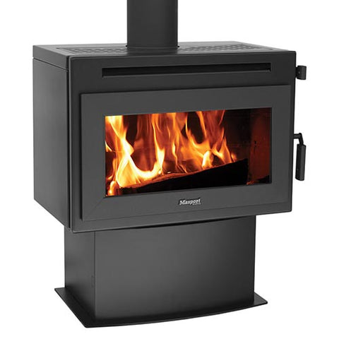 Masport FAWKNER - Cast-iron Freestanding Wood Heater