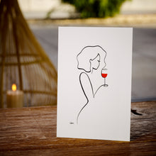 Load image into Gallery viewer, WOMEN AND WINE ♥ No. 10