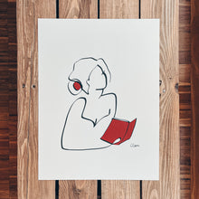 Load image into Gallery viewer, WOMEN AND BOOKS ♥ No. 6