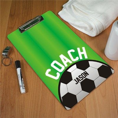 Perfect Soccer Coach Gifts