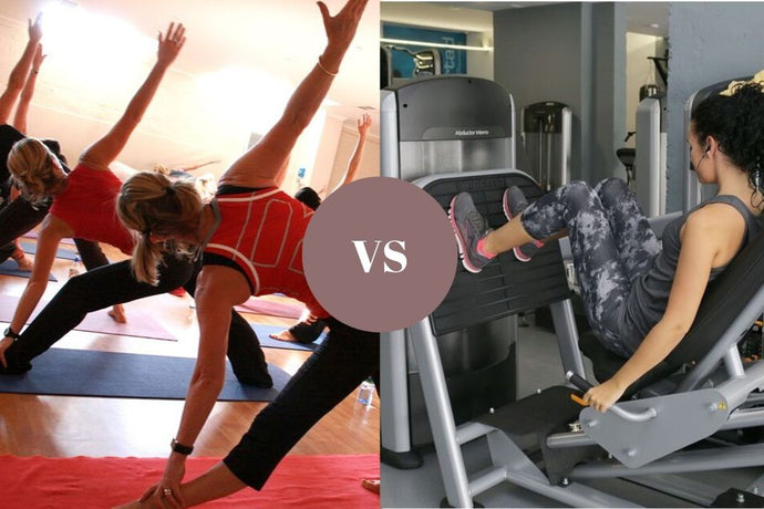 Yoga or Gym - Which is Better?