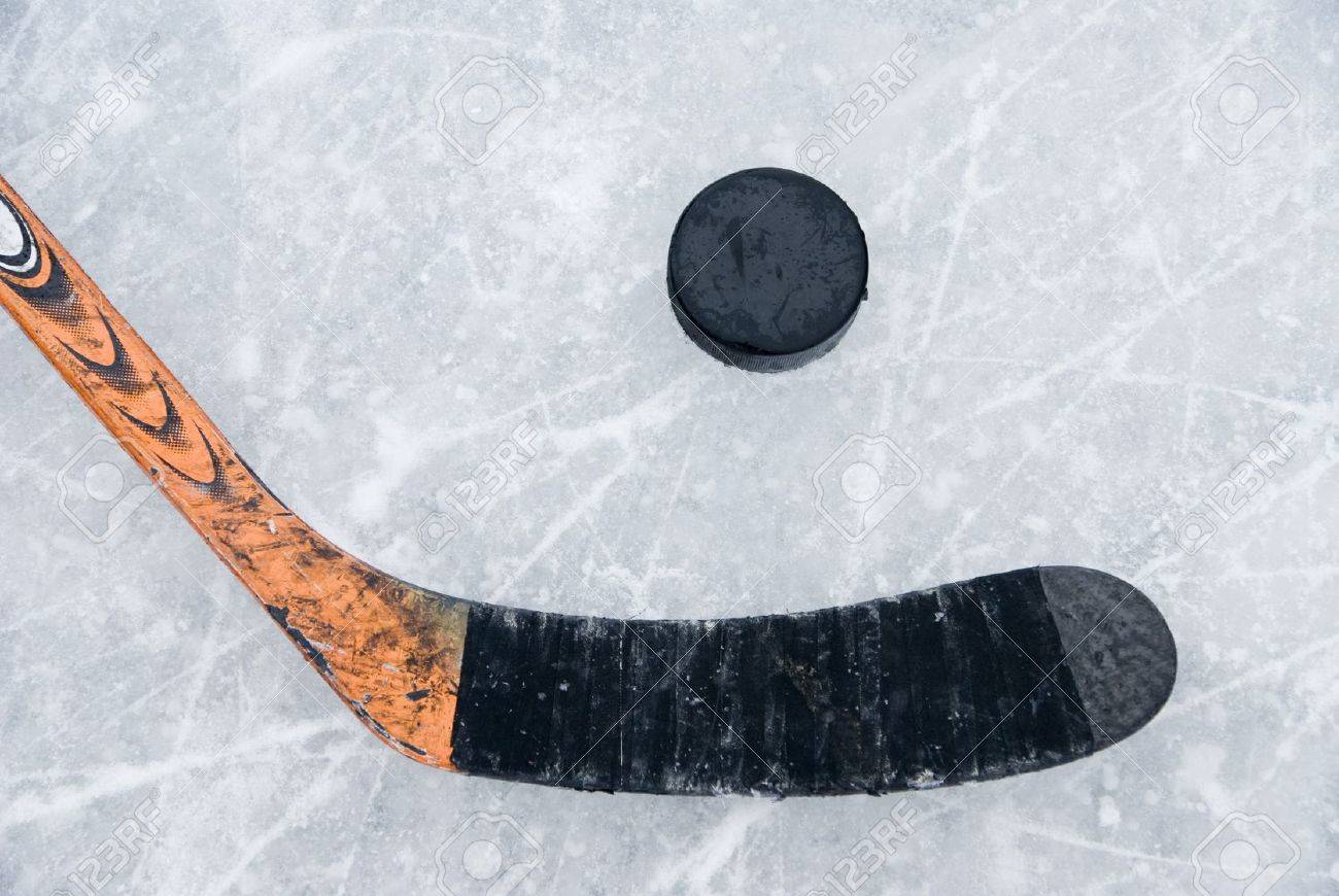 Ice hockey sticks and pucks are both on our list of top winter promotional giveaways