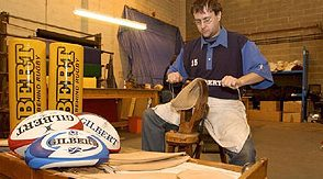 how-its-made-promotional-rugby-ball-manufacture-horse
