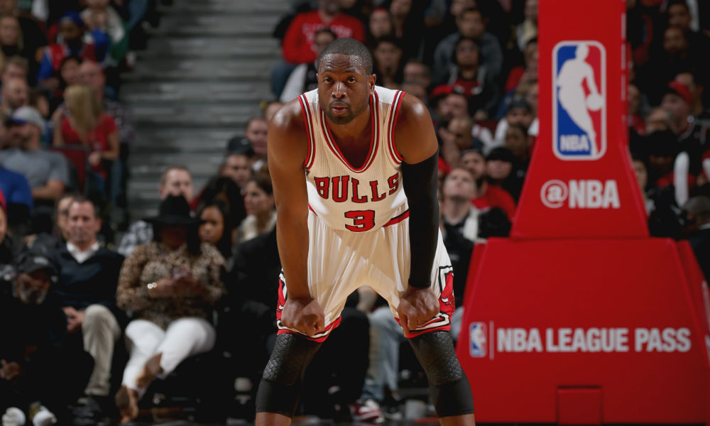 Dwyane Wade comes in at number 8 in the Elite 8: NBA's Top Endorsed Players