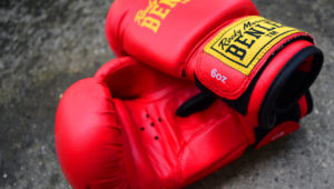 There are a few types of boxing gloves to look out for.