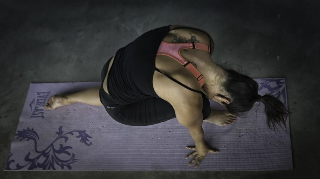 Make your own design for a new printed yoga mat