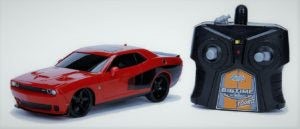 Dodge Challenger SRT Demon Remote Control Car