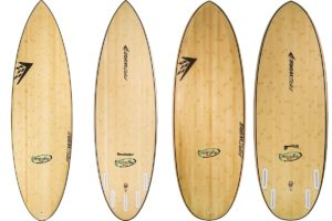 Firewire is a key player in surfboard branding.