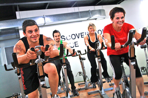 More People Are Into Indoor Cycling