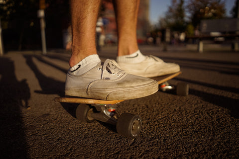 Longboards Are Great For Learning The Basics