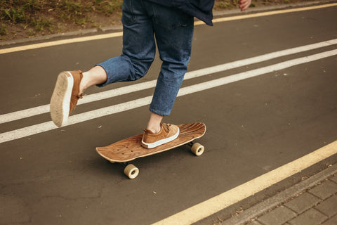 You Will Do A Better Cardio Exercise Than On A Normal Skateboard