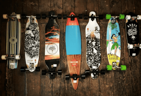 A Brief Background On Longboards