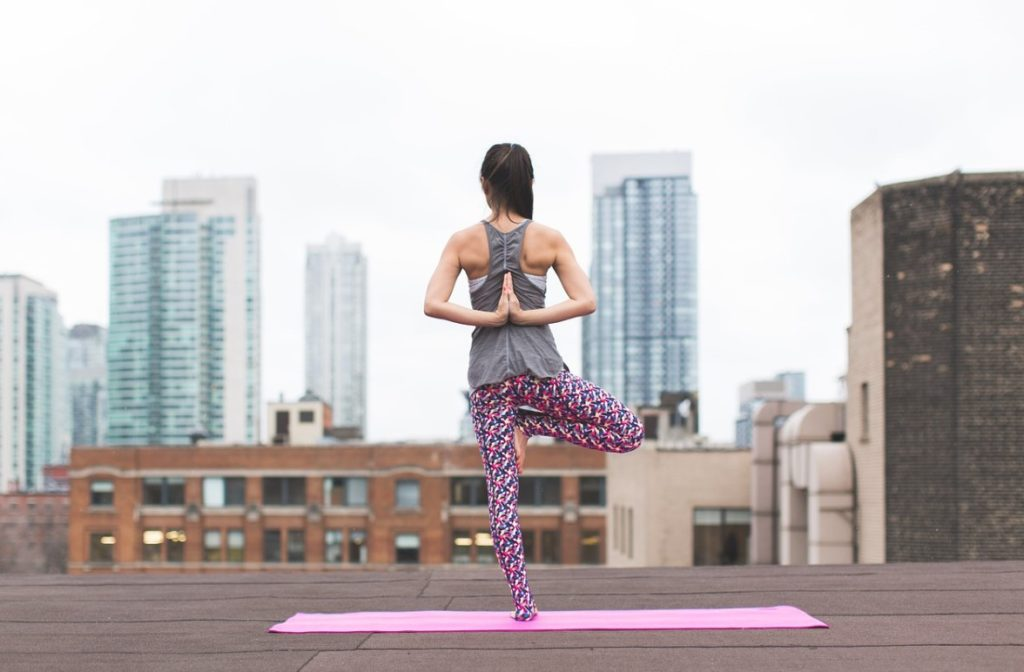 Don't save on your printed yoga mat and you'll thank us later