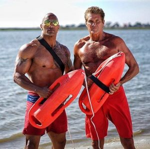 _Baywatch_baywatch_promotional_promo_promotionalequipment_promoequipment_DwayneJohnson_ZacEfron_TheRock_lifeguard_baywatch_bay_watch