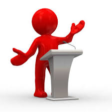 Speaking publicly can be a large part of executive branding