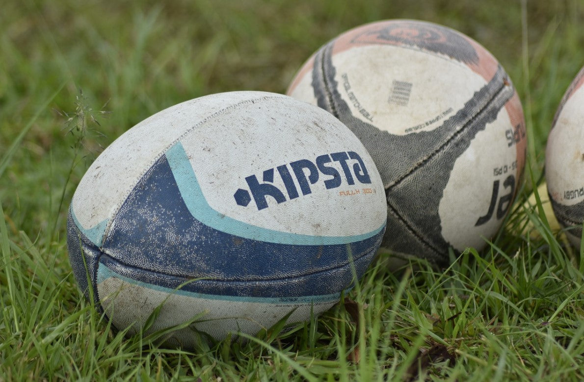 Material of custom printed rugby balls really matters