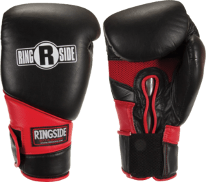 Sparring gloves offer protection for you and your sparring partner.