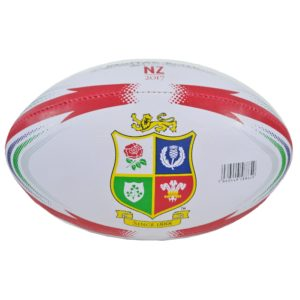training rugby ball