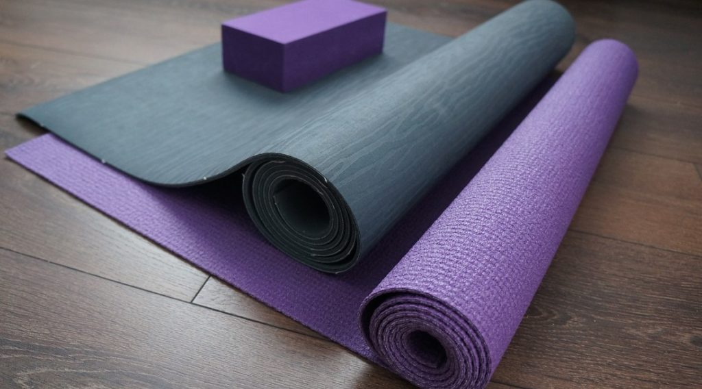 Pick the right type to print your custom yoga mats